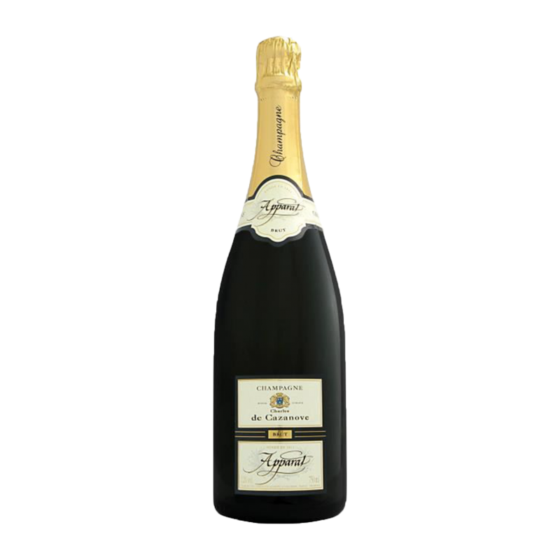 Charles de Cazanove - Apparat Champagne Brut
