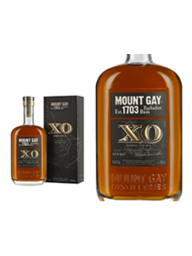 RHUM MOUNT GAY XO ÉTUI