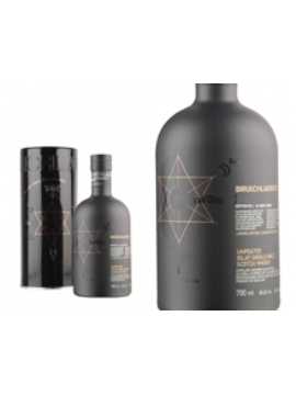 WHISKY BRUICHLADDICH BLACK ART 1992 ÉDITION 5.1 ÉTUI