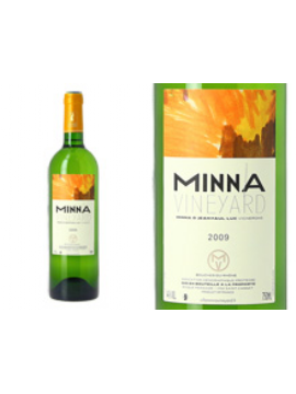 MINNA VINEYARD BLANC 2009