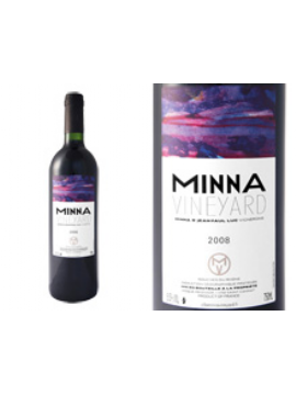 MINNA VINEYARD ROUGE 2008