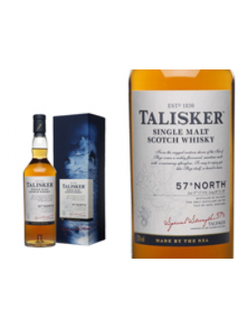 WHISKY TALISKER 57° NORTH ETUI