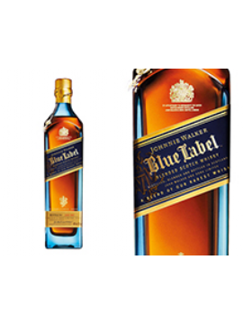 WHISKY JOHNNIE WALKER BLUE LABEL ETUI