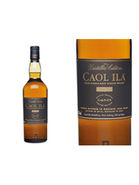 WHISKY CAOL ILA DISTILLERS EDITION ETUI