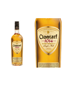 WHISKY CLONTARF 1014 SINGLE MALT ETUI