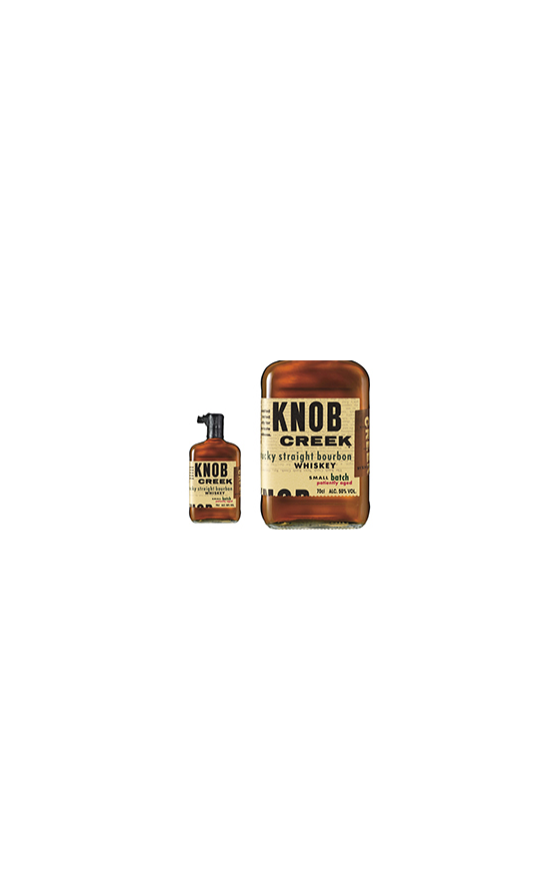 BOURBON KNOB CREEK SMALL BATCH