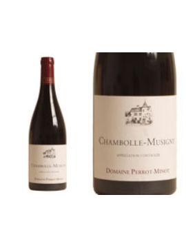 DOMAINE PERROT-MINOT CHAMBOLLE-MUSIGNY 2014