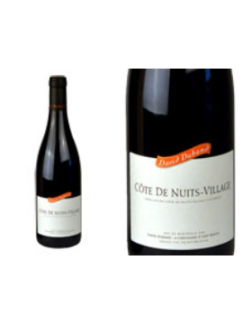 DAVID DUBAND CÔTE DE NUITS VILLAGES ROUGE 2014