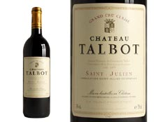CHÂTEAU TALBOT 2005, rouge