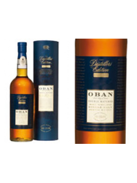 WHISKY OBAN THE DISTILLERS EDITION
