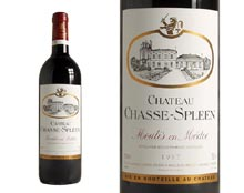 CHÂTEAU CHASSE-SPLEEN 1997 rouge