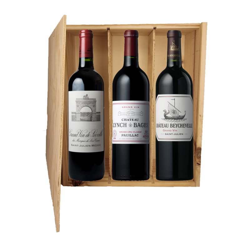 Coffret Bordeaux Emotion